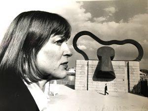 Isabel Vasseur, Richard Deacon Nose to Nose, Beginning To End 1988