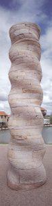 John Maine RA Kielder Column 1990