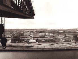 Looking south Finnieston Crane