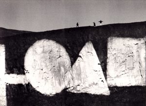 Thorbjørn Lausten Crags Projections 1992