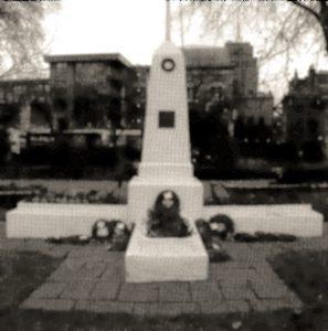 WWI Memorial 1918