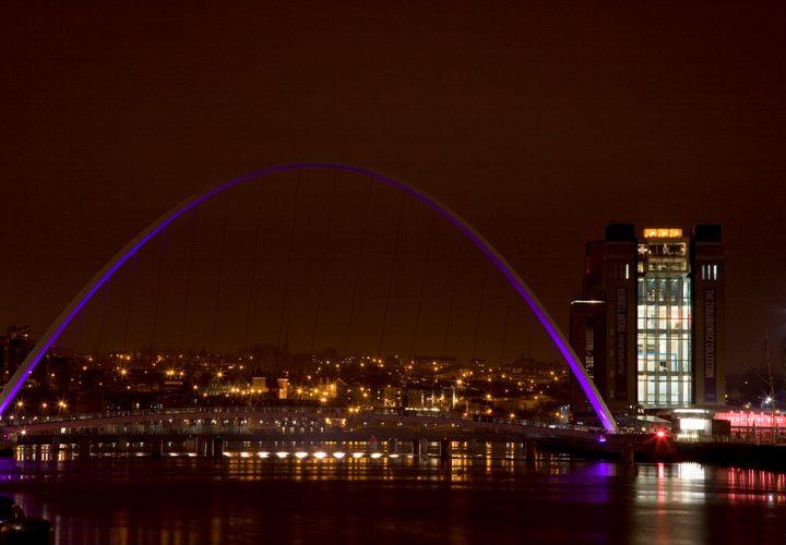 Gateshead Millennium Bridge 2007